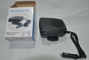 Auto Window Desroster Car Heater Fan Auto Heater Fan Car Defroster pictures & photos