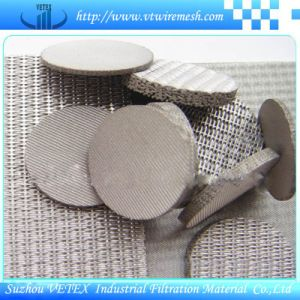 SUS304 or SUS316L Sintered Wire Mesh pictures & photos