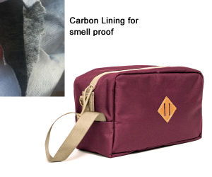 Medicine Odor Smell Proof Bag with Carbon Lining pictures & photos