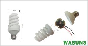 30W 12mm Fs CFL Energy Saving Lamp Price pictures & photos