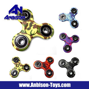 Hot Sale Tri-Spinner Fidget Toy EDC Hand Finger Fidget Spinner pictures & photos