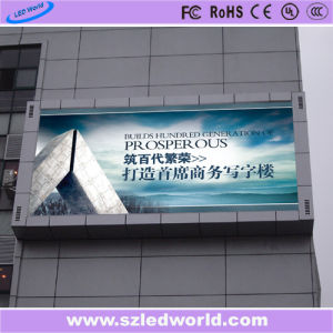 P10 Wall Mount SMD LED Display Board for Advertising pictures & photos