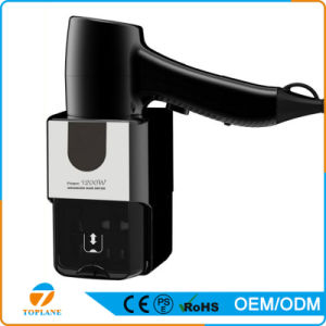 Wholesale Hotel Bathroom Wall Mounting Professional Hair Dryer pictures & photos