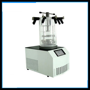 Laboratory Freeze Dryer Mini Vacuum Lyophilizer Freeze Dryer pictures & photos