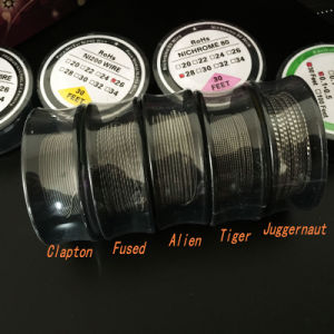 Hottest Selling Wire Box Clapton Wire Box 10 Spools Resistance Wire in One Box pictures & photos