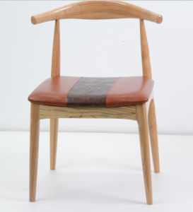 High End Solid Wood Upholstery Restaurant Chair Price Foh-Ncp3 pictures & photos