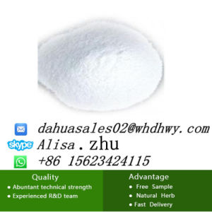 CAS: 1115-70-4 Effectual and Healthy Pharmaceutical Intermediate Metformin Hydrochloride pictures & photos