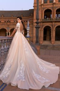 Lace 2017 Ball Gown Bridal Wedding Dresses 6836 pictures & photos
