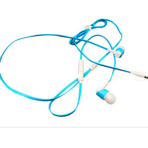Blue and White Headphones pictures & photos