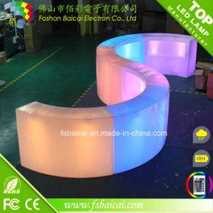 Portable Bar Counter / LED Illuminated Bar Counter