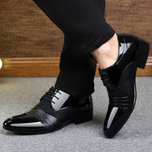 New Men′s Fashion, Business Casual Shoes, Leather Shoes, Korean Shoes, Large Tide Shoes Wholesale pictures & photos