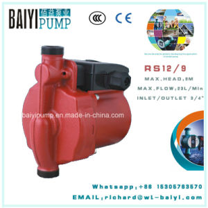 Small Hot Water Circulation Pump 12-9 pictures & photos