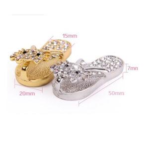 New Jewelry Diamond USB Stick USB Pendrive 32GB (TF-0352) pictures & photos