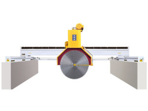 Automatic Multi Blades Stone Block Cutter for Cutting Marble/Granite Blocks (DQ2200/2500/2800) pictures & photos