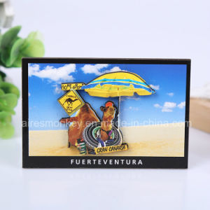 Newly Promotional Wood 3D Fridge Magnet pictures & photos