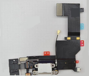 OEM Charging Port Ribbon Flex Cable for iPhone 5s pictures & photos