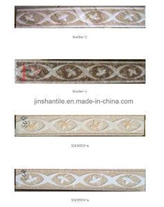 95X600mm Ink Jet 3D Print Ceramic Wall Border Tiles