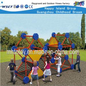 Climbing Cargo Net Amusement Kids Playground Sets Hf-18901 pictures & photos