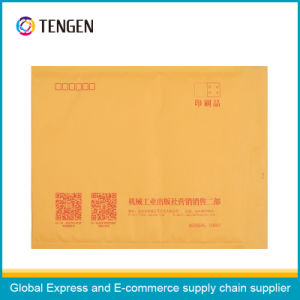 OEM Printing Yellow Kraft Bubble Mailer pictures & photos
