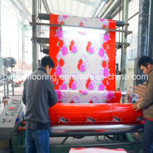 Suelo De PVC/ PVC Flooring pictures & photos