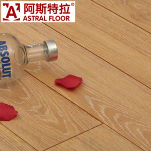 AC3/AC4 Silk Surface Oak Flooring Laminate Flooring (AN1904) pictures & photos