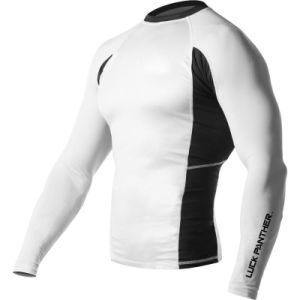 OEM Sublimated Bodybuilding Compression Sports Wear for Man pictures & photos