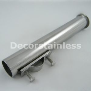 Stainless Steel Flush Mount Rod Holder pictures & photos
