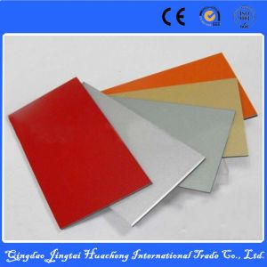 Aluminum Composite Panel with PVDF Coating pictures & photos