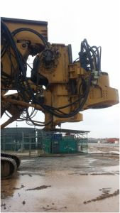 Used TR220D Piling Machine for 2000mm diameter and 65m depth pictures & photos