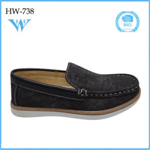 Wholesale Unisex Children Casual Flat Shoes pictures & photos