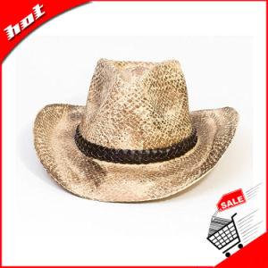 Cowboy Hat Raffia Straw Hat Fashion Hat pictures & photos