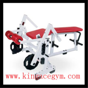 Fitness Equipment Gym Commercial ISO-Lateral Leg Curl