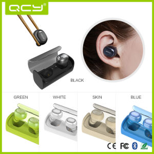 2017 Wholesale Newest Tws High Quality for iPhone Bluetooth Headset pictures & photos