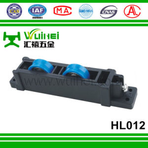 Plastic Roller for Sliding Door with ISO9001 (HL012) pictures & photos