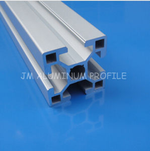 4040 T-Slot Ndustrial Profile Systems Aluminum Profile pictures & photos