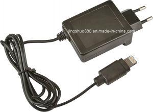 Fashinable EU Plug Charger for iPhone5 (AC-IP5-007)