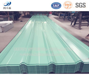 High Quality Galvanized Corrugation Steel Sheet for Roof Sheet pictures & photos