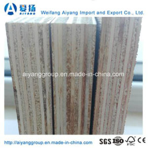 Hot Sale Bintangor Faced Poplar Core Plywood for Decoration/Furniture pictures & photos