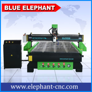 1530 China 3 Axis 3D CNC Wood Router Machine with Air Cooling Spindle and Vacuum Pump pictures & photos