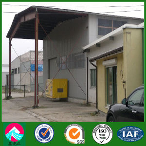 Sandwich Panel Steel Structure Workshop in China (XGZ-SSB044) pictures & photos