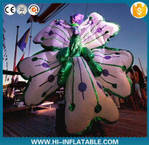 Performance Inflatable Costume/Inflatable Flower/Flower Decoration for Stage