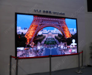 Seamless Spliced P1.9 Wall Screen TV with High Gray pictures & photos