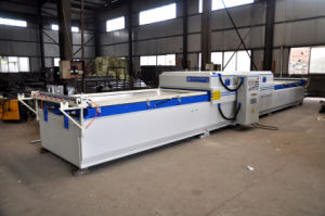 Rhino Veneer vacuum Membrane Press Woodworking Machinery R-2480 pictures & photos