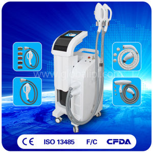 4 in 1 System IPL+ND YAG and RF Hair Removal Skin Tighten Beauty Machine 2017 pictures & photos