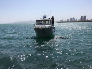 32 FT 9.78m Best Quality Aluminium Fishing Boat pictures & photos