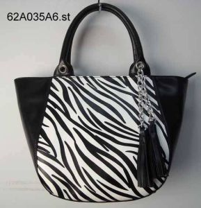 Fashion Lady PU Handbag (JYB-24029) pictures & photos