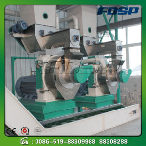 Biomass Fuel Wood Briquettes Making Machine pictures & photos