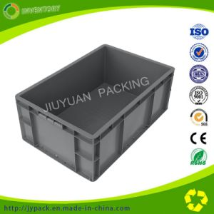600*400*230 High Quality Customized Cargo Plastic Crate pictures & photos