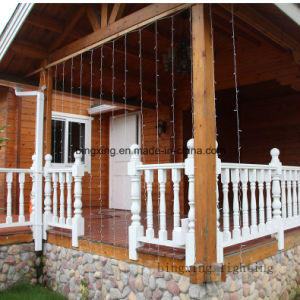 3m*3m LED Curtain String Light for Home Christmas Party Wedding Garden Decoration