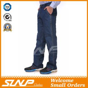 Men′s Long Denim Original Fit Workwear Jeans